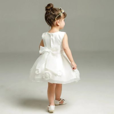 4ea3b3988 Vestido bautizo blanco Happy Children Vestido bautizo blanco Happy Children