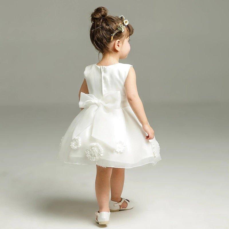 96ce9a6e7 Vestido para bautizo niña